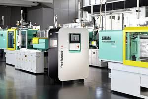 Der Maschinenbauer ARBURG produziert ALLROUNDER Spritzgießmaschinen und den freeformer für die additive Fertigung