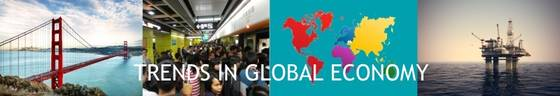 Symbol picture global economy.