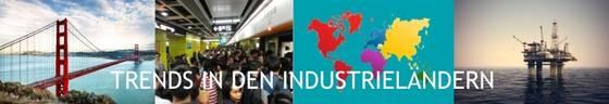 Symbolbild für Industrieländer.
