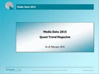 Media Data 2015 Quest Trend Magazine