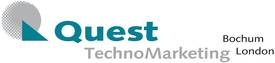 Logo von Quest TechnoMarketing