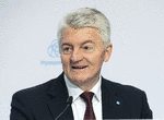 Foto von Heinrich Hiesinger, Vorstandsvorsitzender von ThyssenKrupp.