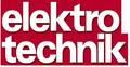 Logo der Fachzeitschrift elektrotechnik.