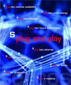 sercos enables plug and play